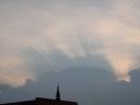 26. květen 2007, stíny oblaků
