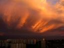 26. červen 2007, oblaky mammatus