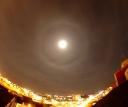 17. únor 2008, měsíční halo