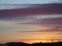 23. únor 2008, večerní oblačnost