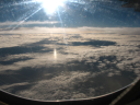 16. červenec 2009, spodní slunce