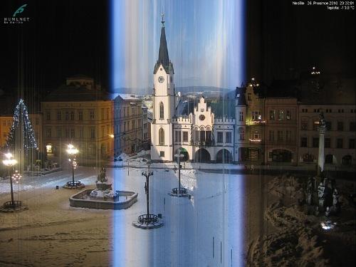 Celodenní složený snímek z 26.12.2010 z Trutnova