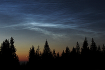 Noční svítící oblaky
